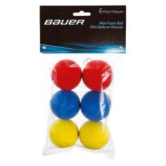 Bauer MINI BALLS 6 Pack PALLID