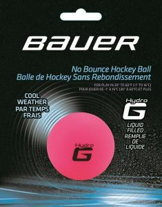 Bauer HYDROG COOL (carded) PALLID