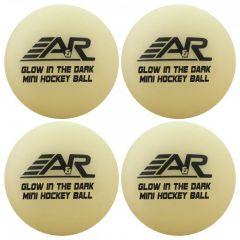 AR Sports GLOW IN THE DARK Mini 4-pack PALLID