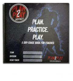 Blue Sports PLAN2PLAY booklet/boards TAKTIKATAHVEL