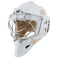 WALL W10H Cat Eye white Senior Goalie Mask