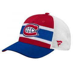 Adidas Draft Home Str Canadiens Junior MÜTSID