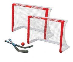 Bauer KNEE SET-TWIN PACK Hockey Goal