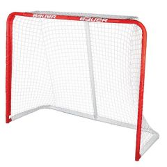 Bauer DELUXE REC STEEL Hockey Goal