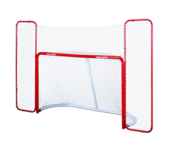 Bauer PERFORMANCE WITH BACKSTOP Hockey Goal