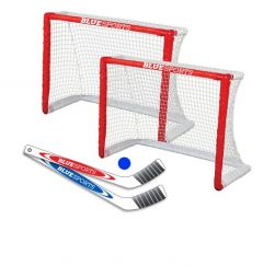 Blue Sports MINI HOCKEY GOAL SET Hockey Goal