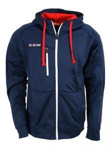 CCM FULL Zip Jacket Senior JOPE