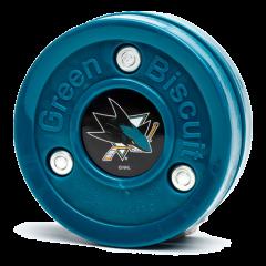 Green Biscuit NHL San Jose Sharks LITTER/LITRID