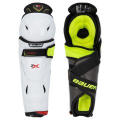 Bauer S20 Vapor 2X Junior Ice Hockey Shin Guards