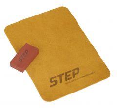 CCM STEP Honing Stone and Cloth Kit UISU AKSESSUAARID