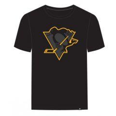 47 Brand Imprint NHL Pittsburgh Penguins Senior T-Shirt
