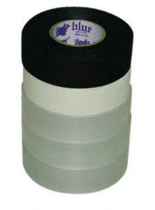 Blue Sports  5 Pack (3-Clear/1-Black/1-White) Комплект изол. ленты