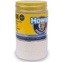 Howies WAX Pack 5 (3-Clear/2-White) TEIBI KOMPLEKTID