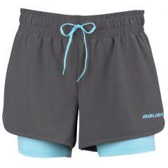 Bauer NG TRAINING 2IN1 SHORT Women Training Shorts