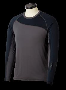 Bauer S19 PRO LS BL Senior Underwear Top