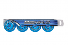 Bauer HI-LO S19 COURT 4PK 80MM/76A Inline Skate Wheels